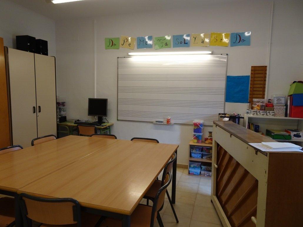 "Aula 1 - Llenguatges i ""Música per a Infants i Famílies"""